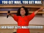 Artwork for SOD #352: Mail Bagging
