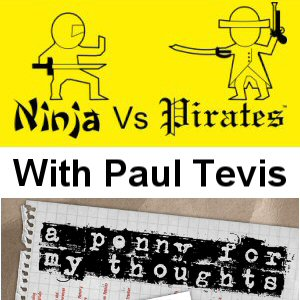 NvP 3x01 - A Penny For My Thoughts with Paul Tevis