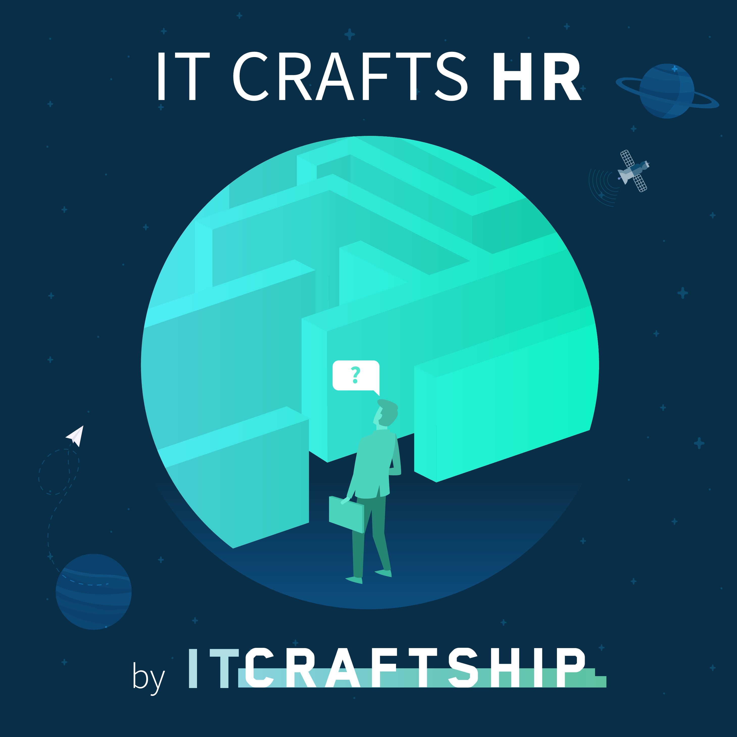 IT CRAFTS HR Anna Engman from Detectify