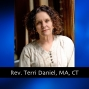 Artwork for 148 Spiritually Understanding Death with Rev. Terri Daniel, MA, CT