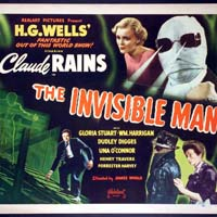 Geek Out Commentary: The Invisible Man