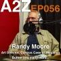 Artwork for Ep056: Randy Moore - Art Director, Curious Case of Benjamin Button, The Avenger