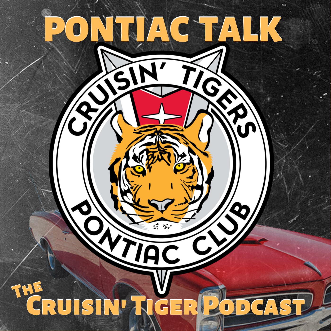 Pontiac Talk Podcast show art
