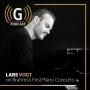 Artwork for Brahms's First Piano Concerto: Lars Vogt