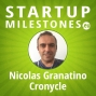 Artwork for Skills to succeed; building culture across departments - with Nicolas Granatino, Cryonycle Cofounder/Director