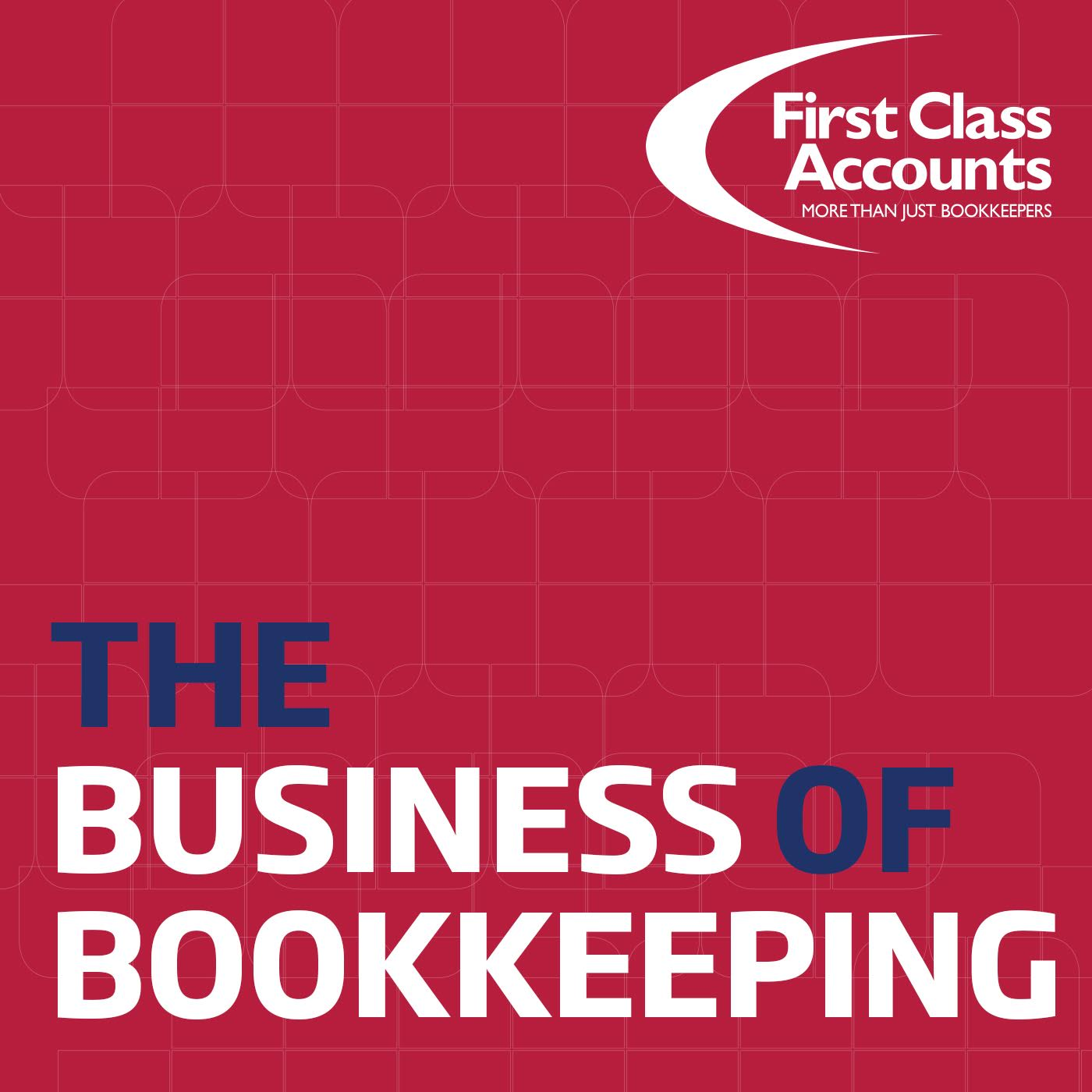 The Business of Bookkeeping show art