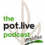 Artwork for Ep.66   Pot.Live Insider   Medical Marijuana User and Industry Statistics