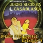 Artwork for Dorado Films Podcast #004 - Juego sucio en Casablanca with Troy Howarth