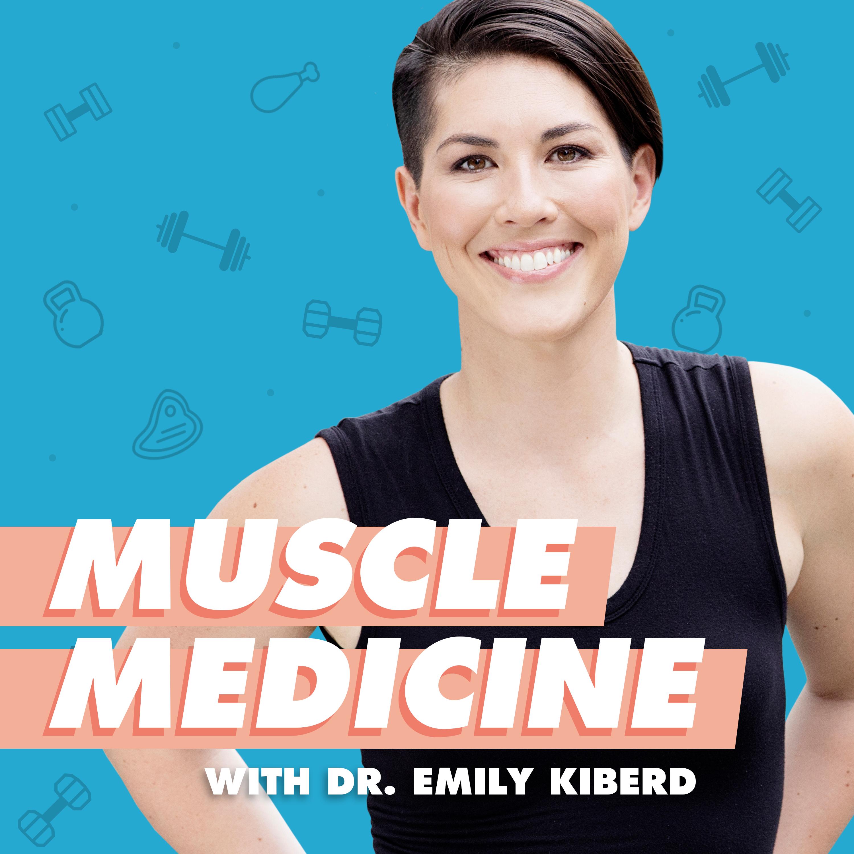 Muscle Medicine show art