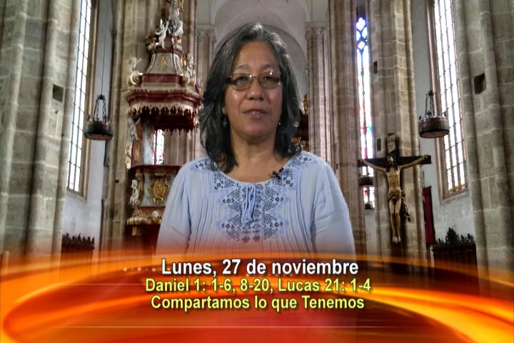 Artwork for Dios te Habla con Lidia Mendoza, Tema el hoy: Compartamos lo que tenemos