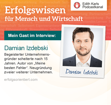 Im Gespräch mit Damian Izdebski