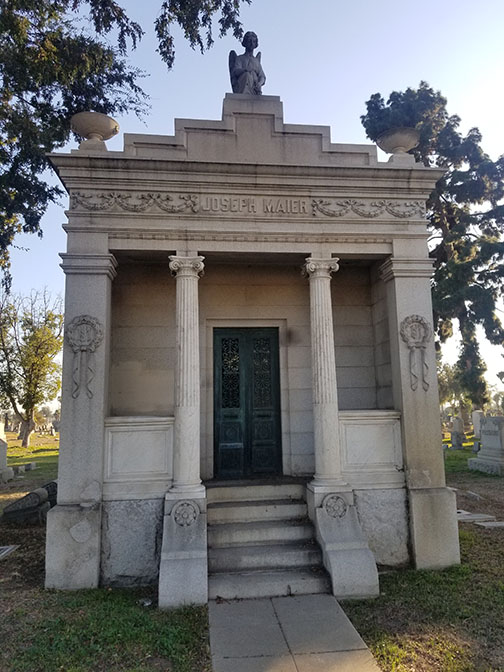 ATFTP_Podcast_Rosedale Cemetery_Crypt