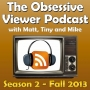 Artwork for OV027 – Fall 2013 TV Season with Chris Spangle of We Are Libertarians