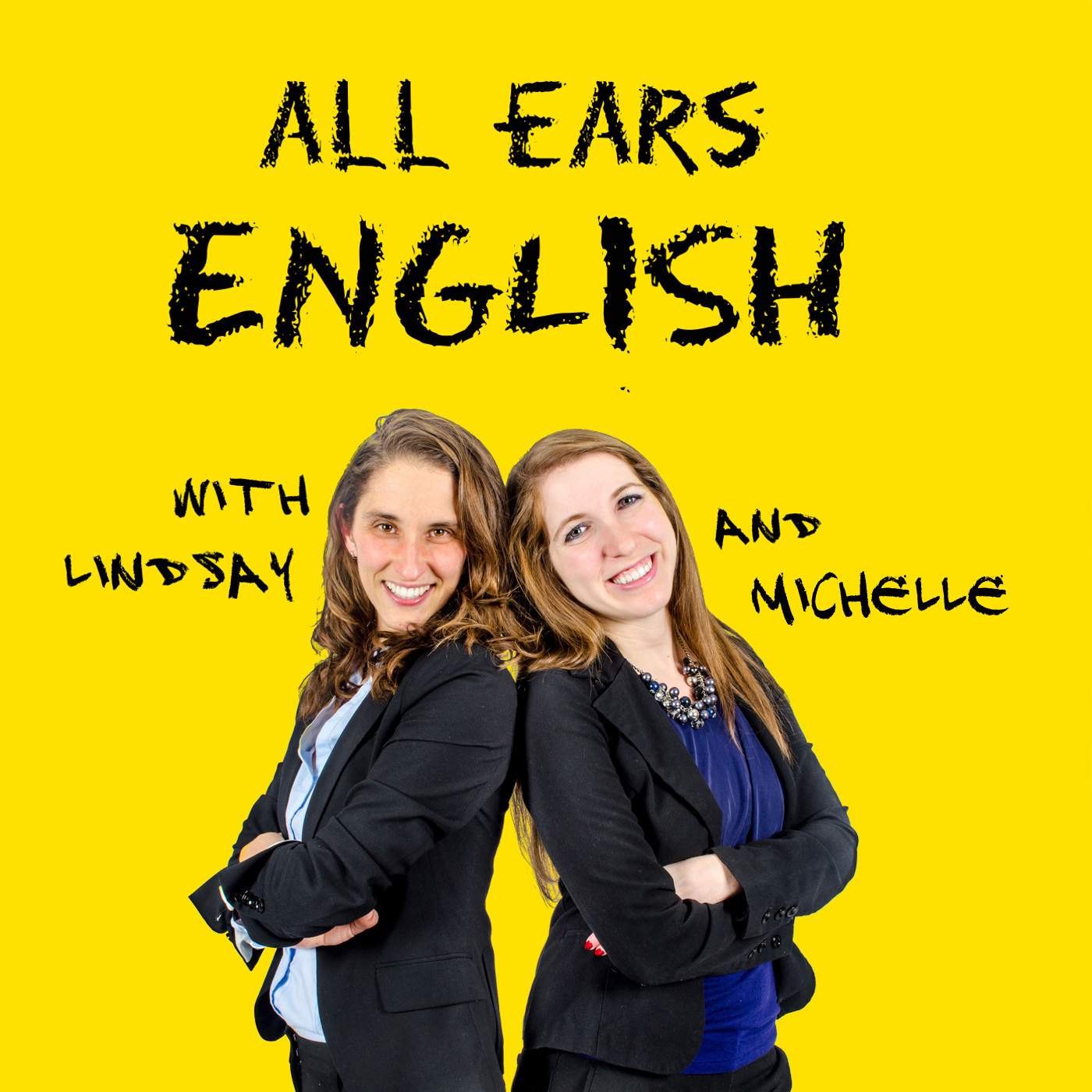 All Ears English Podcast | Real English Vocabulary | Conversation | American Culture logo