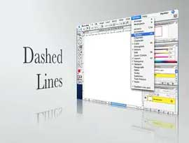 Create Perfect Dashed Lines in Photoshop
