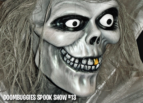 DoomBuggies Spook Show Episode 13: The Hat Box Ghost, Walker Stalker Con