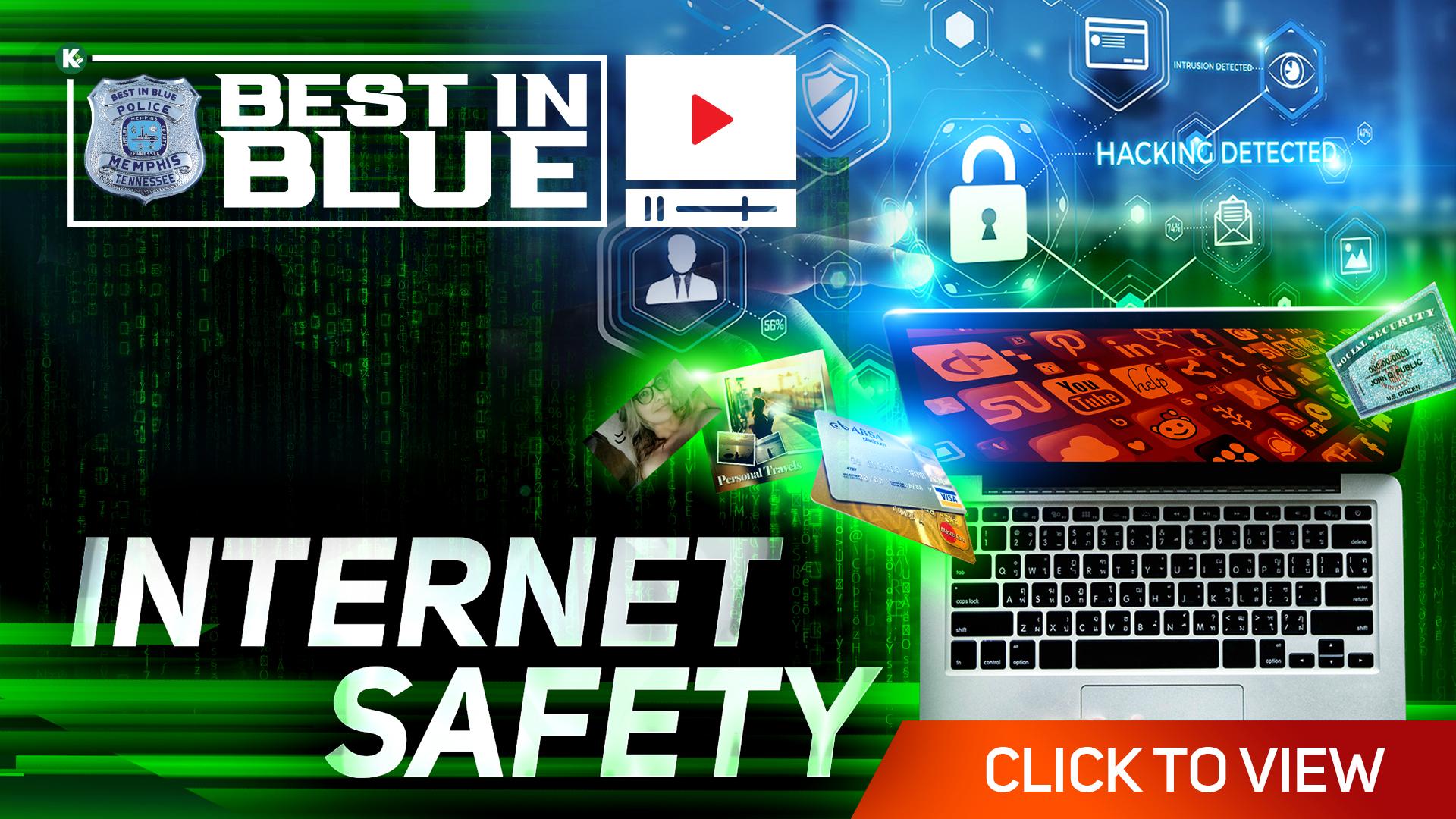 Artwork for BEST In BLUE TV - S2E2 | Internet Safety w/ Sgt. Milton Bonds and Lt. James Taylor, Sex Crimes/Child Abuse Bureau | KUDZUKIAN