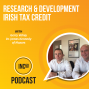 Artwork for Discover how to get tax back for R&D in Ireland - 21mins