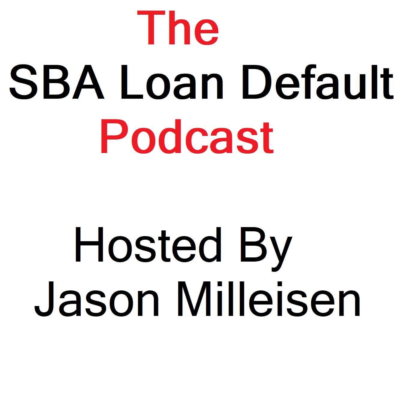 SBA Loan Default Podcast show art