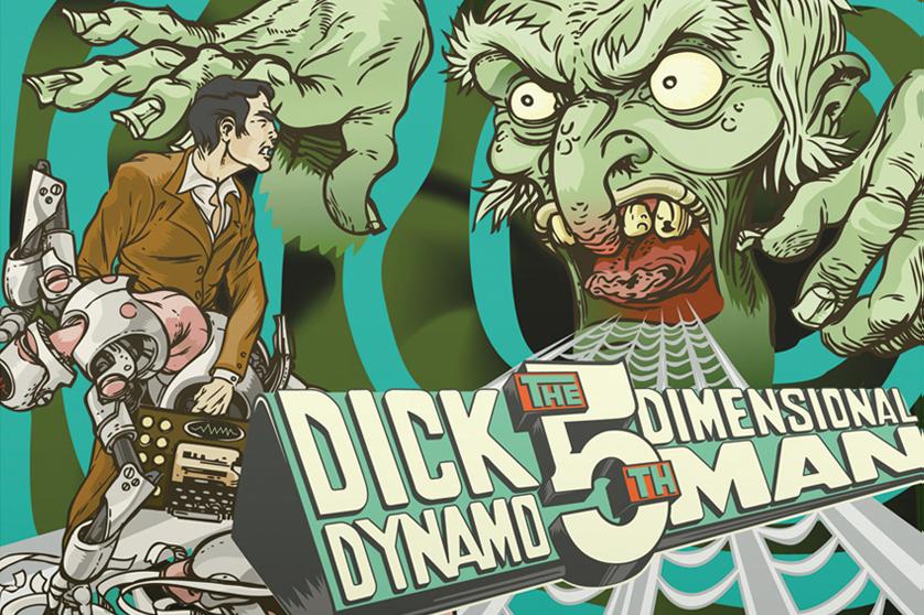 Dick Dynamo #2 - The 5 Carat Curse!