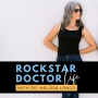 Artwork for RDM 004: A Rockstar Mom Interview   Dr. Amy Robinson