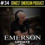 Artwork for #34 - Emerson Update