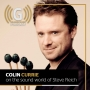 Artwork for Colin Currie on the music of Steve Reich