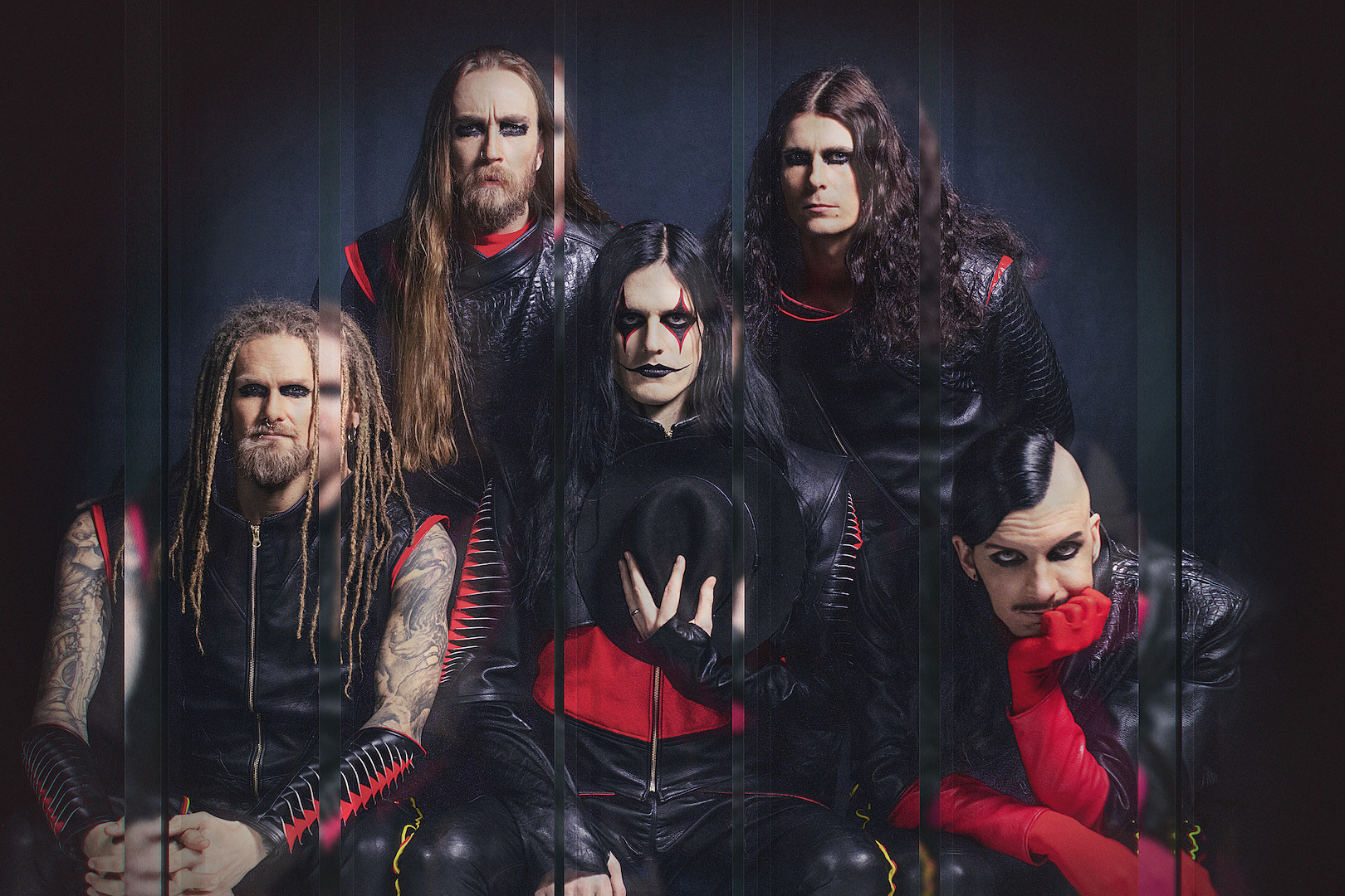 Interview with Avatar's Johannes Eckerström show art