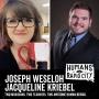 Artwork for Episode 10: Jackie Kriebel and Joseph Weseloh (w/ Tyler Millslagle)