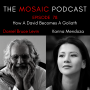 Artwork for Ep 078 How A David Becomes A Goliath with Karina Mendoza