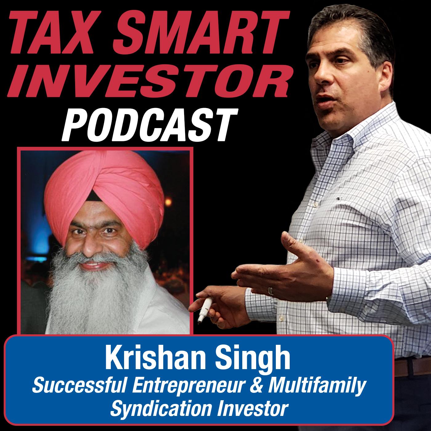 Tax Smart Investor featuring Krishan Singh