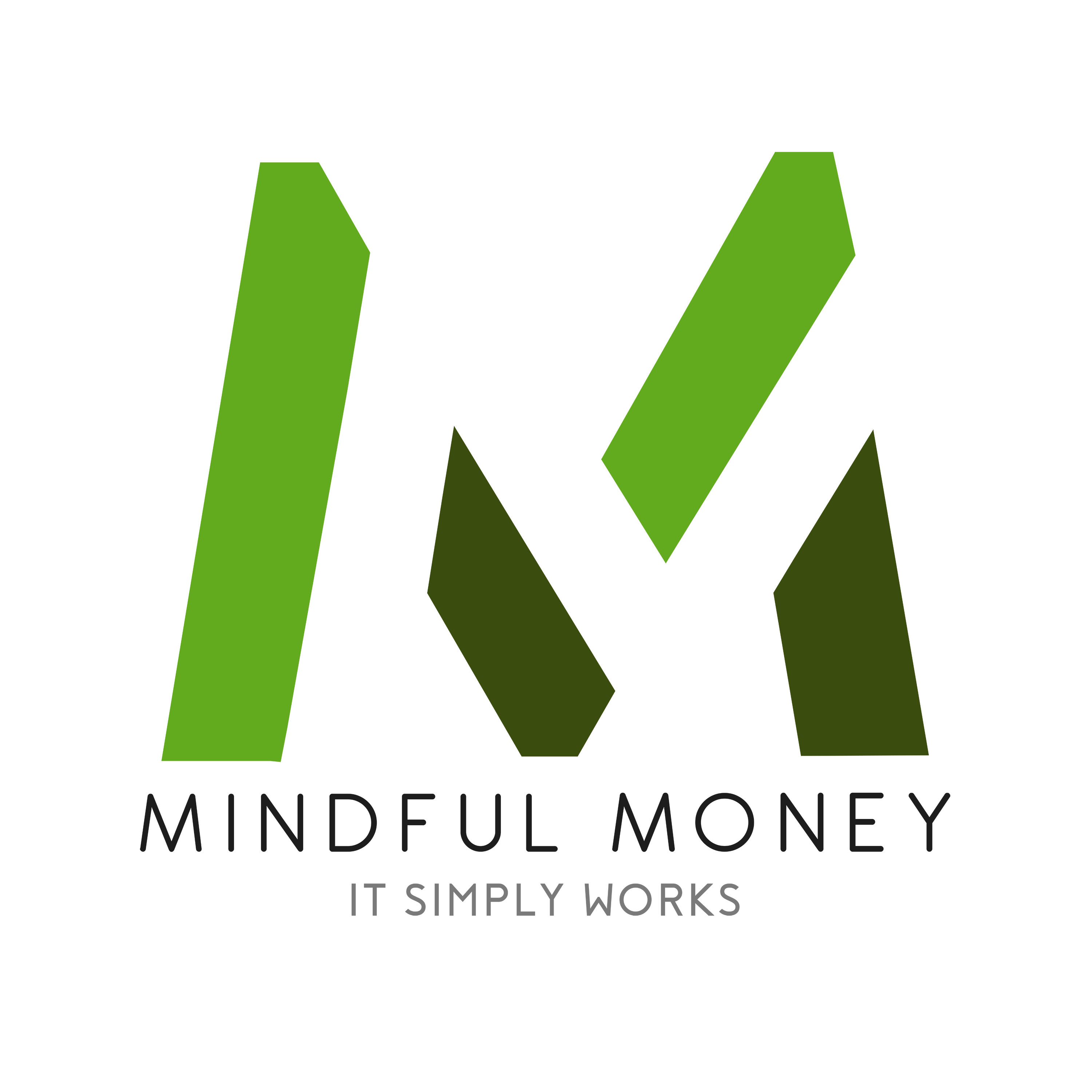 The Mindful Money Podcast show art