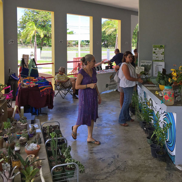 19. The New Farmer's Market in Luquillo