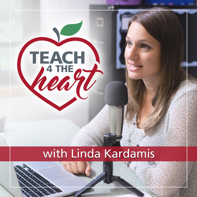Teach 4 the Heart show art