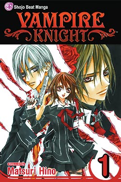 Podcast Episode 132: Vampire Knight by Matsuri Hino