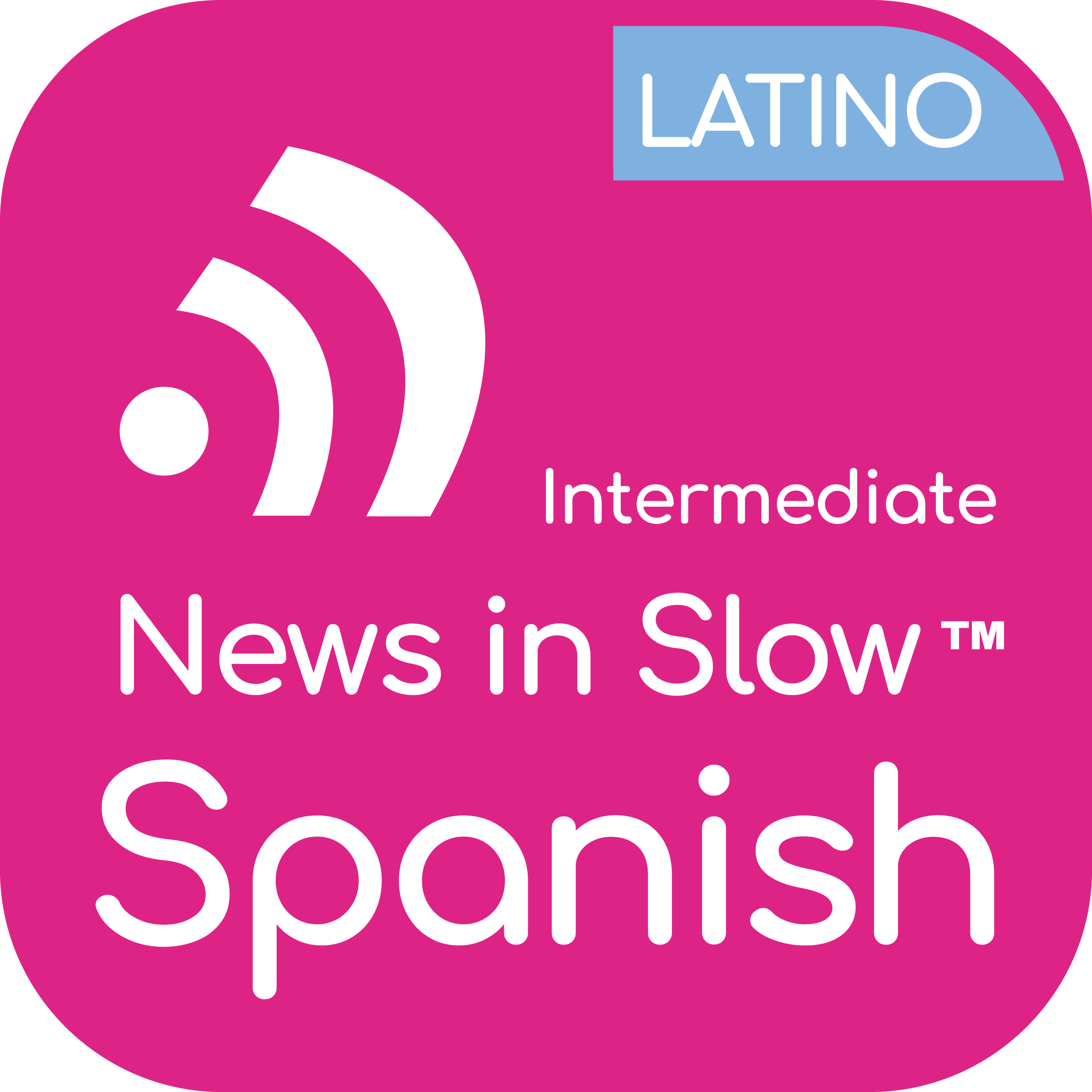 News In Slow Spanish Latino #411 - Best Spanish Program For Intermediate Learners