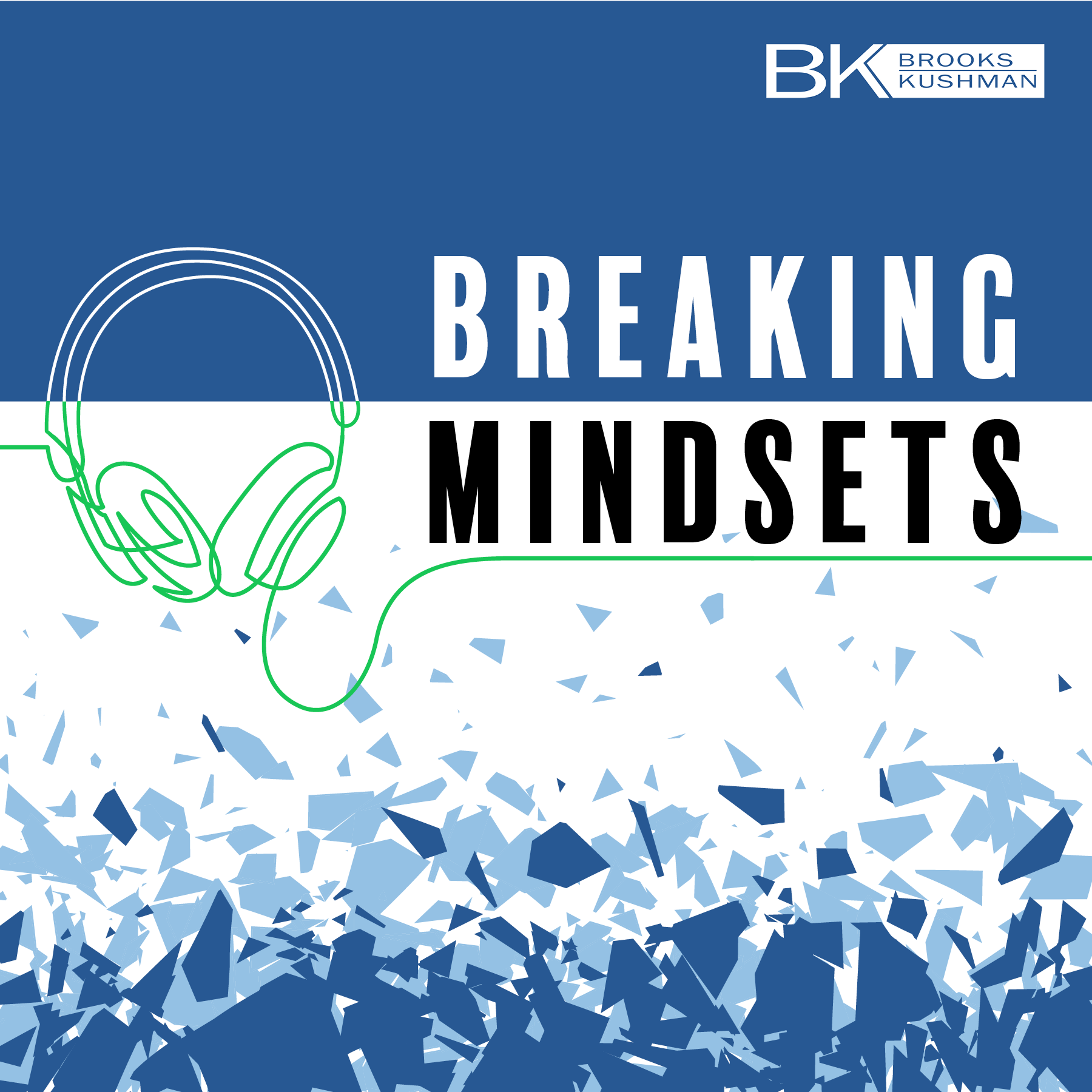 Breaking Mindsets show art