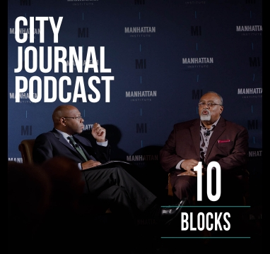 Act 1 In 10 African Americans Strongly >> Barriers To Black Progress 10 Blocks Podcast City Journal
