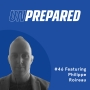 Artwork for Unprepared Ep 46 - What Ecommerce Merchants Can Expect About Customer Service with Philippe Roireau