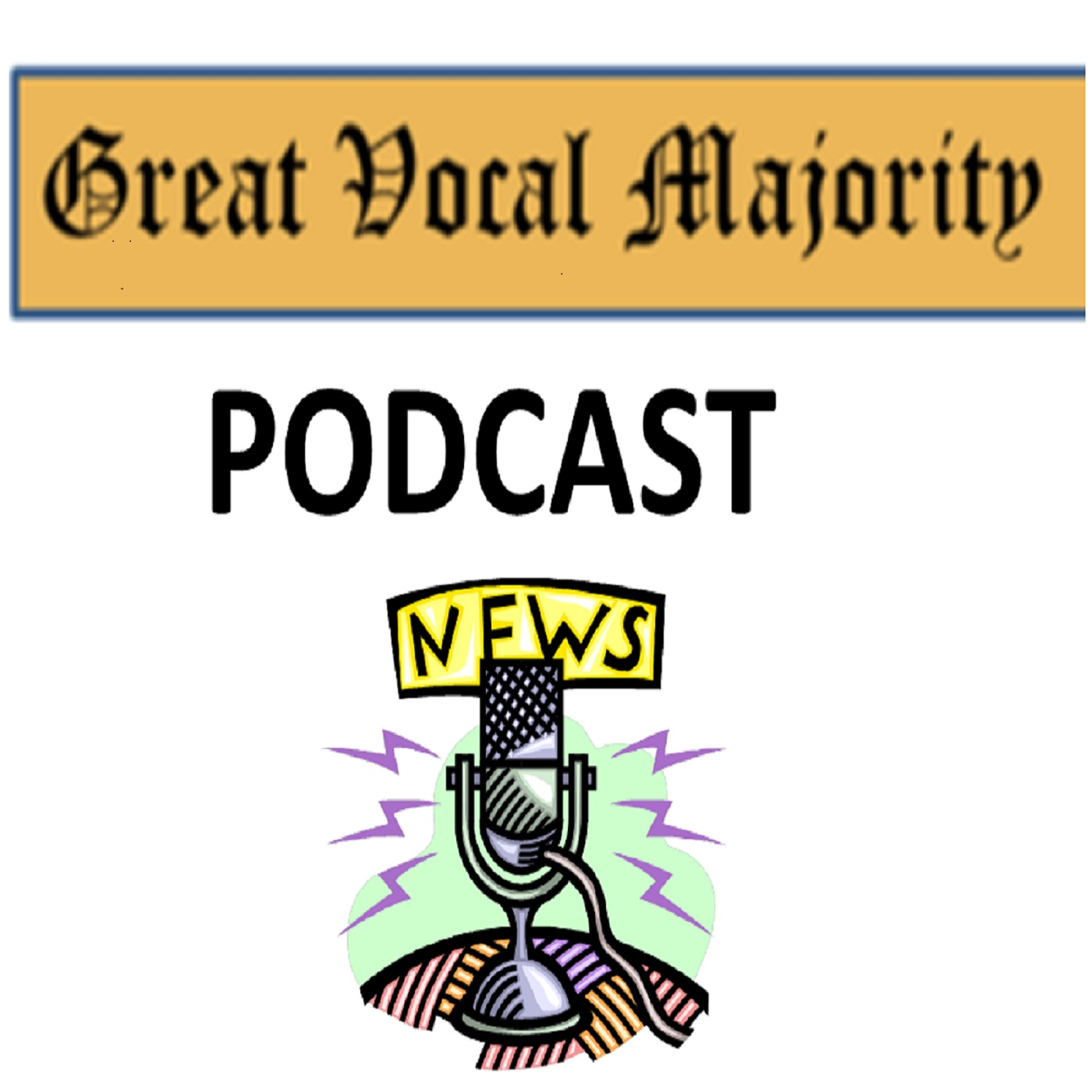 Artwork for Great Vocal Majority Videocast:  It's a CULT!