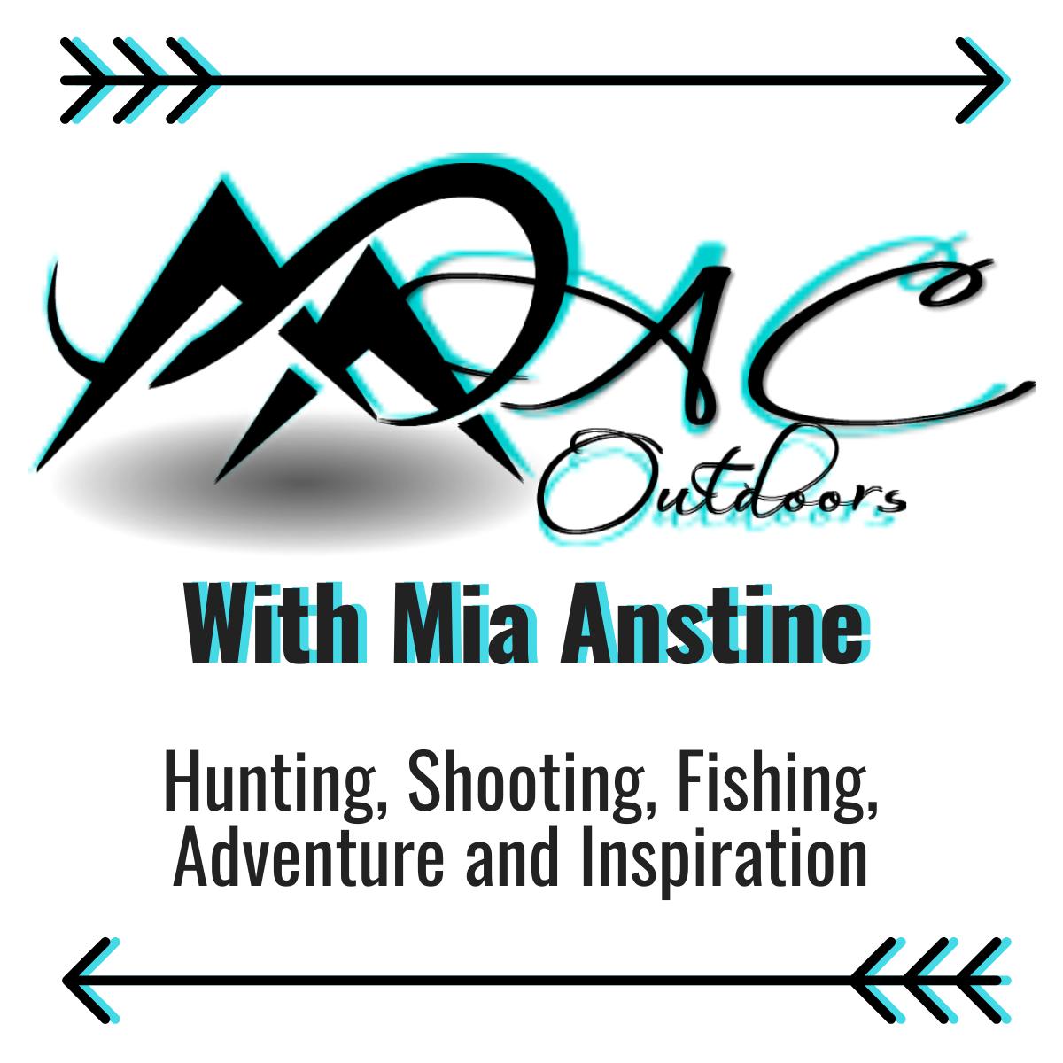 MAC Outdoors with Mia Anstine show art