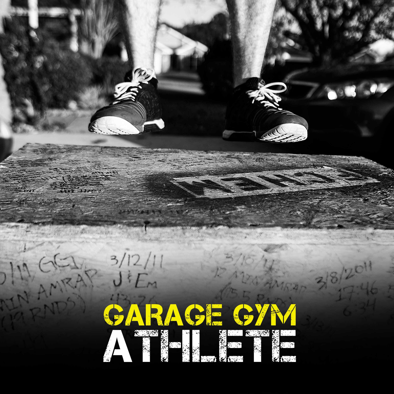 Garage Gym Athlete show art