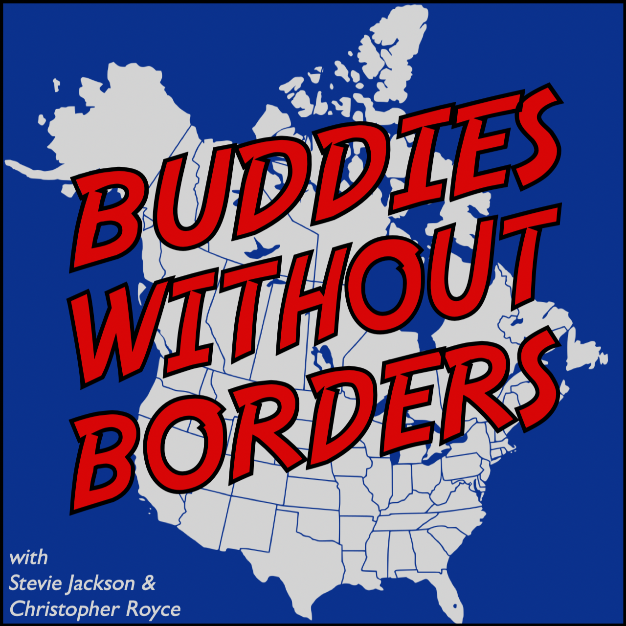 Buddies Without Borders show art