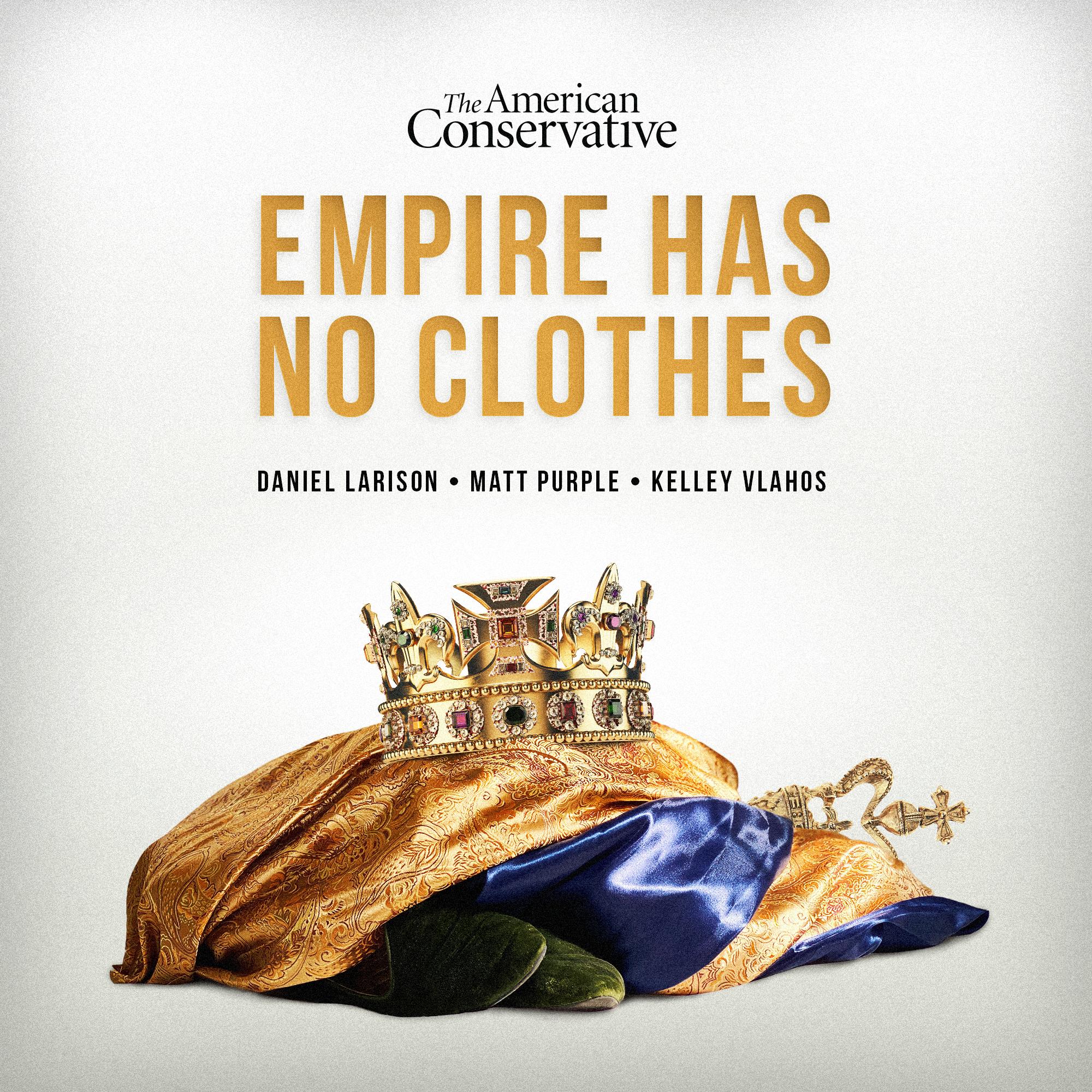 Empire Has No Clothes show art