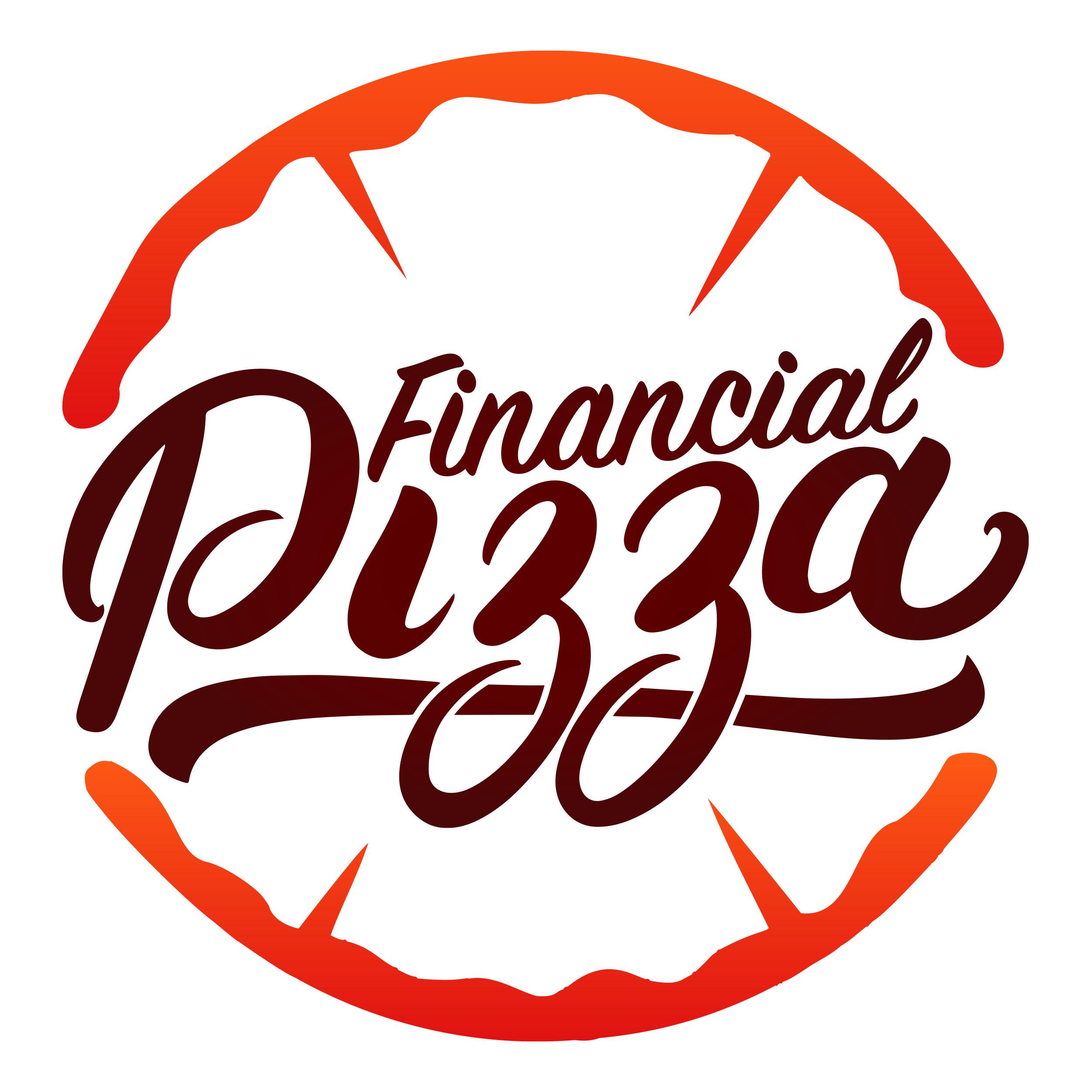Financial Pizza show art