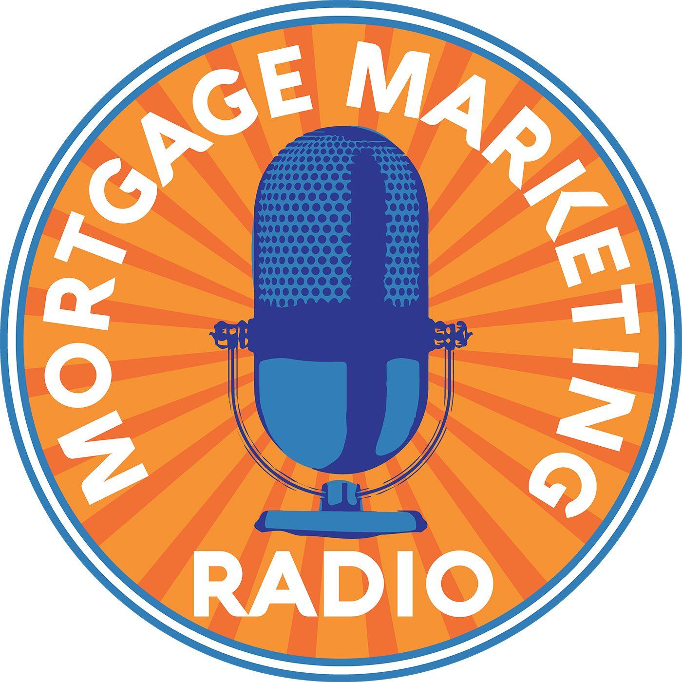 Mortgage Marketing Radio show art