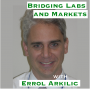 Artwork for Bridging Labs and Markets with Errol Arkilic [Idea Machines #15]