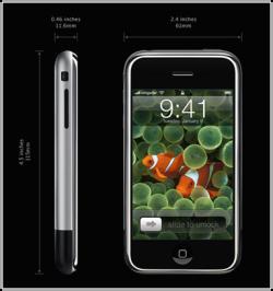 El iPhone podrá salir a finales de junio, según AT&T