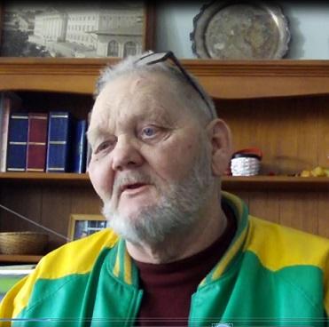 Richard Tripp - 2014 Spring Break for the Homeless