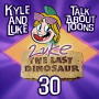 Artwork for Kyle and Luke Talk About Toons #30: What's Fatiguing Kyle Now?